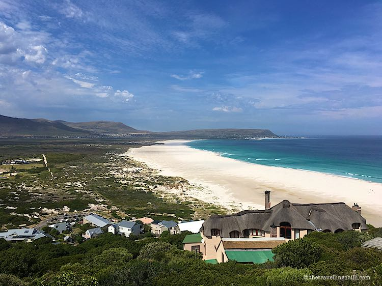 best beaches in South Africa to visit Noordhoek beach