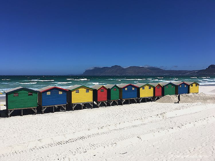 best beaches in South Africa to visit Muizenberg Cape Town