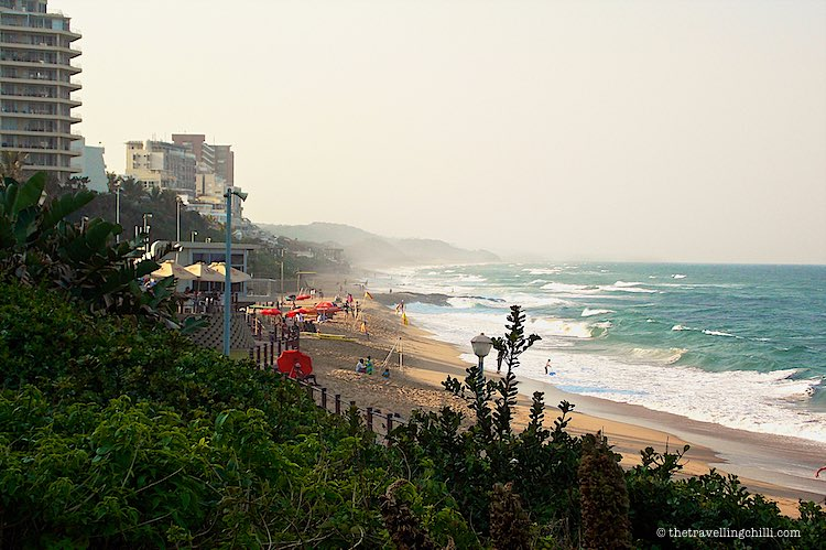 best beaches in South Africa to visit Umhlanga Rock