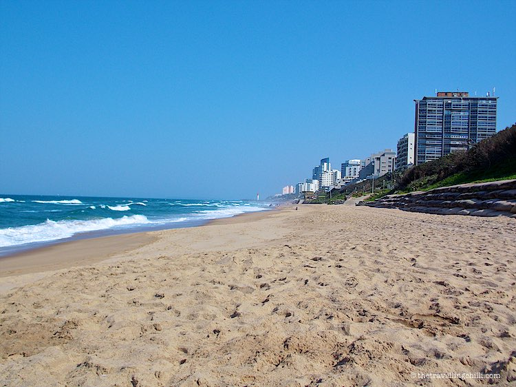 best beaches in South Africa to visit Umhlanga