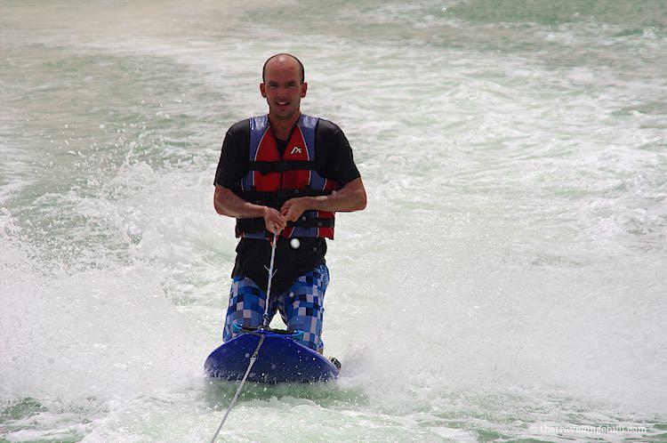 water activities Doha Qatar