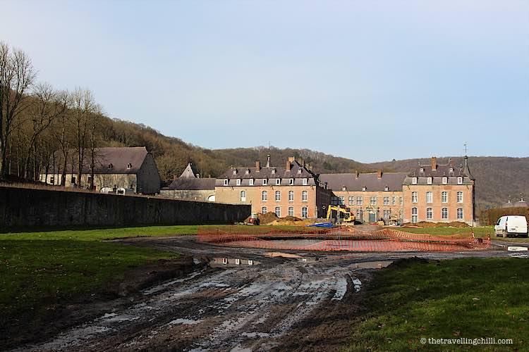 chateau de freyr Dinant Belgium