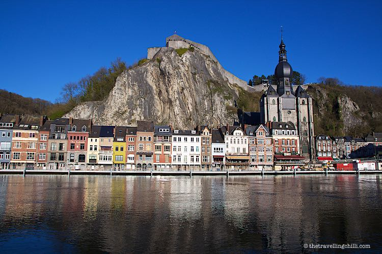 Discover Dinant Belgium – Saxophones, Leffe beer and the Dinant citadel
