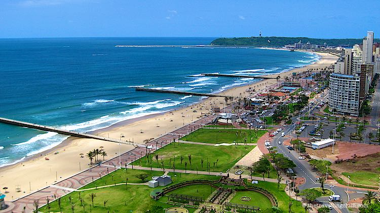 Things to do in Durban under R100 | Durban beachfront