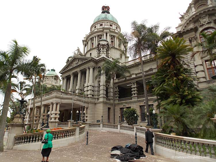 Things to do in Durban under R100 | Durban City Hall