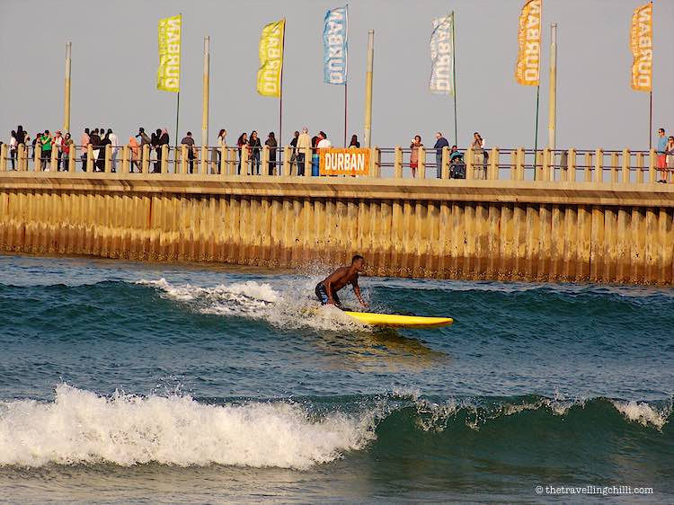 Things to do in Durban under R100 | Surfing in Durban