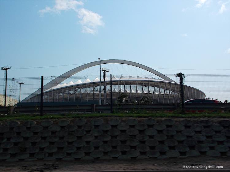 Things to do in Durban under R100 | Moses Mabhida stadium