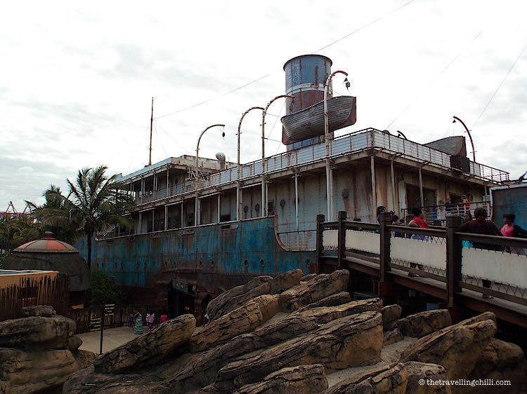 Things to do in Durban under R100 | Phantom ship