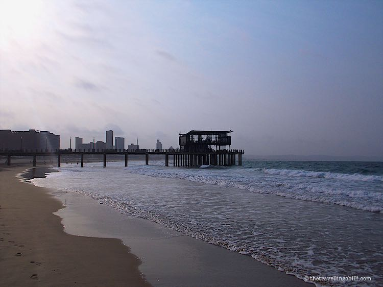 Things to do in Durban under R100 | Uskaha Moyo Pier