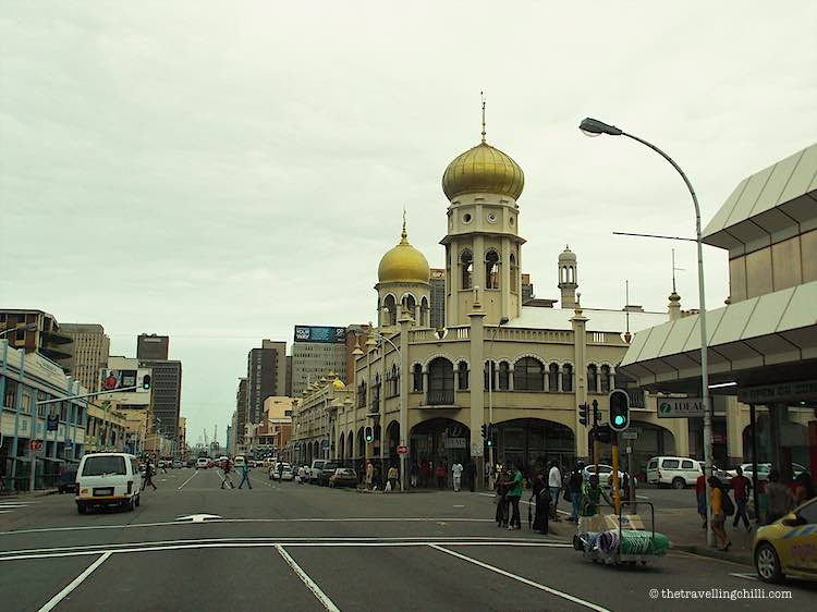 Things to do in Durban under R100 | Juma masjid Mosque