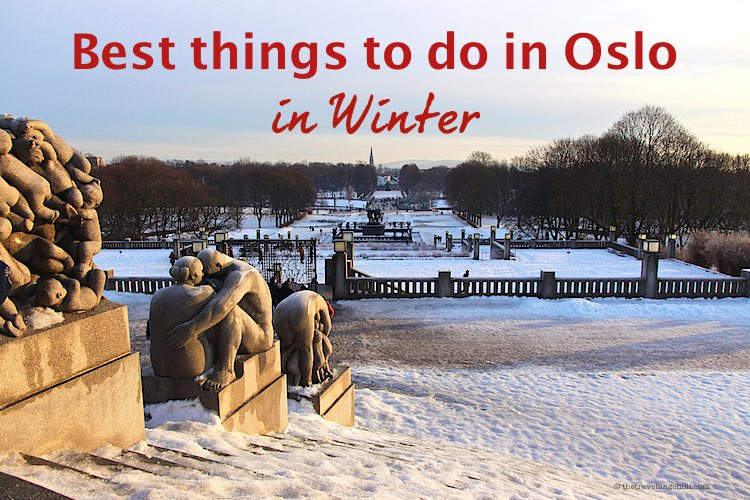 Best things to do in Oslo in winter
