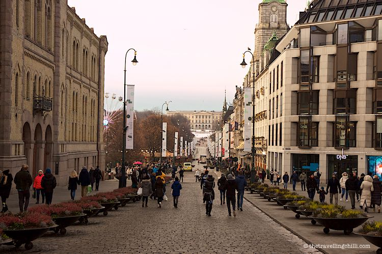 Karl Johann Gate Oslo