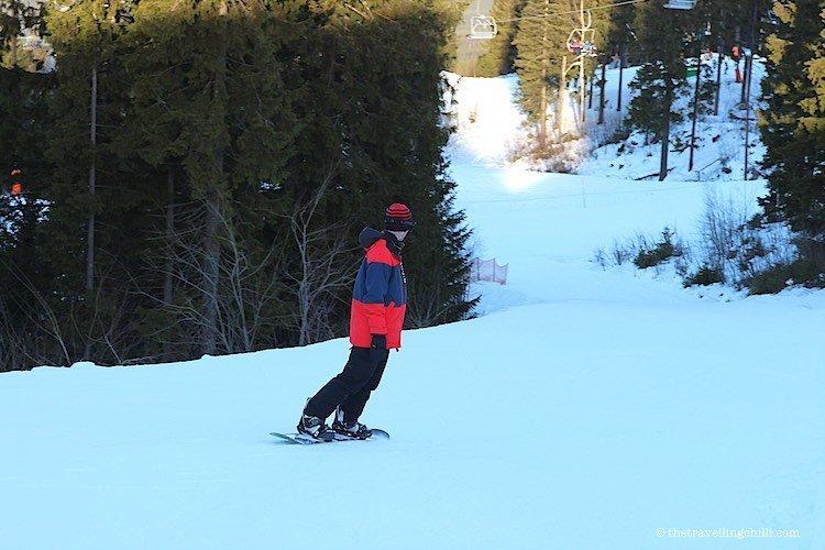 snowboarding oslo winterpark | winterpark oslo norway