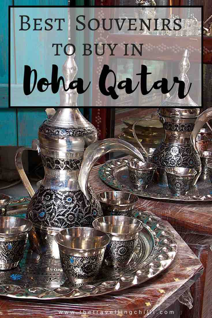 Best souvenirs to buy in Doha Qatar. Find out what are the most useful travel souvenirs to buy in Qatar especially in Doha, the capital city.