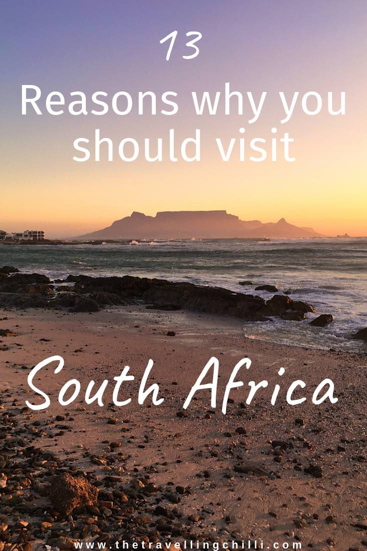 13 Reasons to visit South Africa | Why visit South Africa | Reasons a visit to South Africa should be on your bucket list