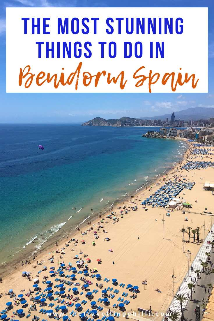 Most stunning things to do in Benidorm Spain | What to do in Benidorm Costa Blanca | Benidorm Activities | Benidorm attractions | #Benidorm #Spain #CostaBlanca
