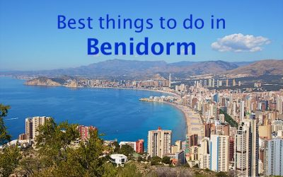Best things to do in Benidorm Spain