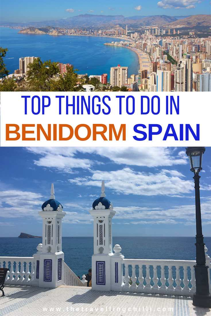 Top things to do in Benidorm Spain | What to do in Benidorm Costa Blanca | Benidorm Activities | Benidorm attractions | #Benidorm #Spain #CostaBlanca