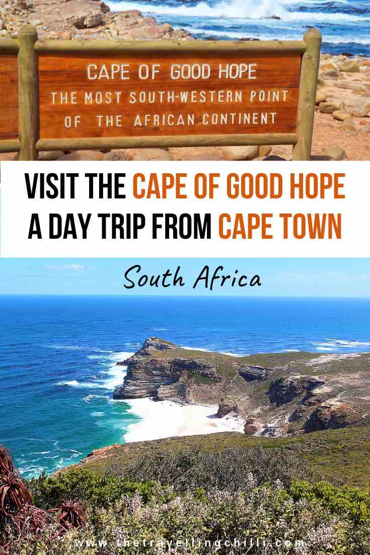 Visit the Cape of Good Hope on the Cape Peninsula which is a day trip from Cape Town in South Africa