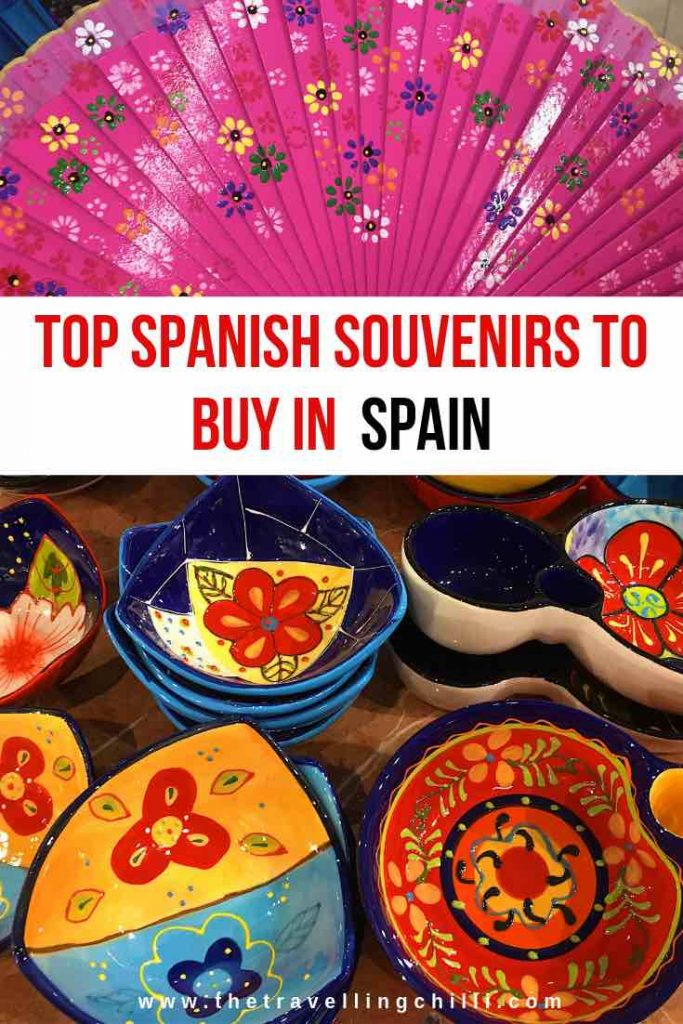 Best Spanish souvenirs from Spain   souvenirs from Barcelona   Things to buy in Spain   Products from Spain #Spain #Spanishsouvenirs #souvenirsfromSpain