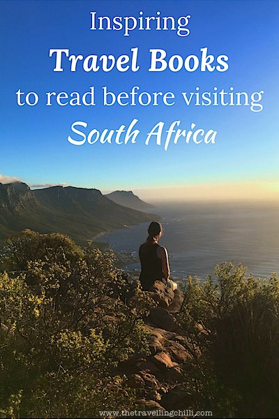 Inspiring travel books to read before visiting South Africa | Books about South Africa | South African books | South African novels #southafrica #southafricanbooks