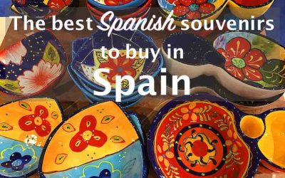 Spanish souvenirs: What to buy in Spain