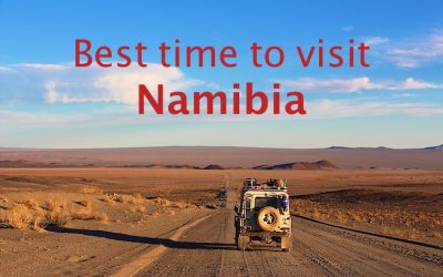 Best time to visit Namibia (+ Tips for each season)
