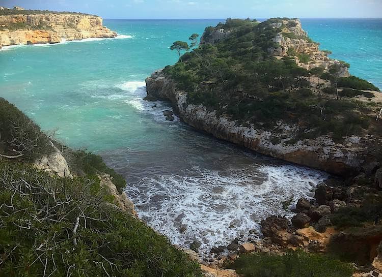 Calo des Moro Palma de Mallorca Spain