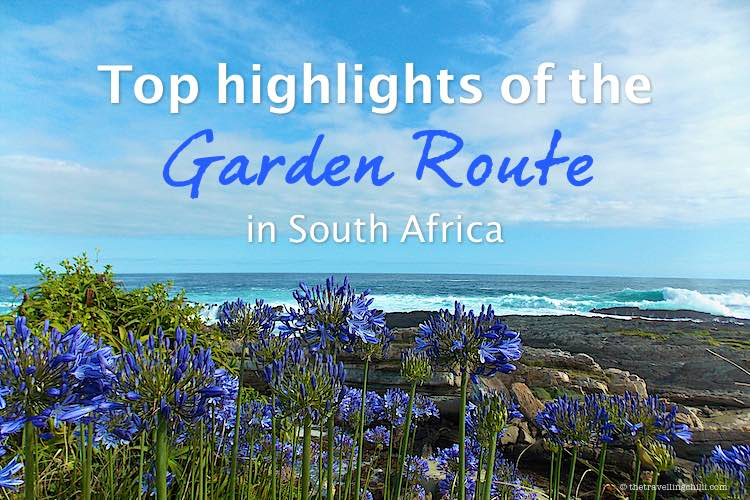 Top Highlights Garden Route South Africa