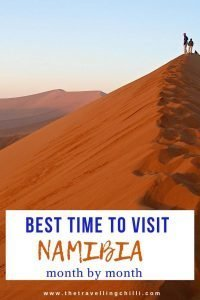 Best time to visit Namibia | Best time to go to Namibia | Weather in Namibia Climate | Best time to visit Namibia #namibia #africa