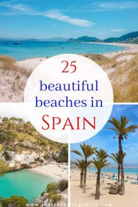 25 Most beautiful beaches in Spain | Spanish beaches