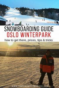 Snowboarding and Skiing in Oslo Norway | Snowboarding and skiing in Oslo Winterpark Norway | #Oslo #Norway #Oslowinterpark #Oslovinterpark