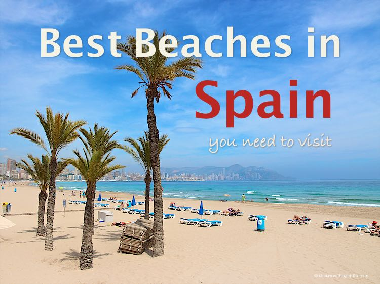 25 Best beaches in Spain for the perfect Spanish beach holiday