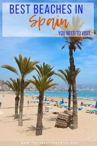 Best beaches in Spain you need to visit | Spanish Beaches