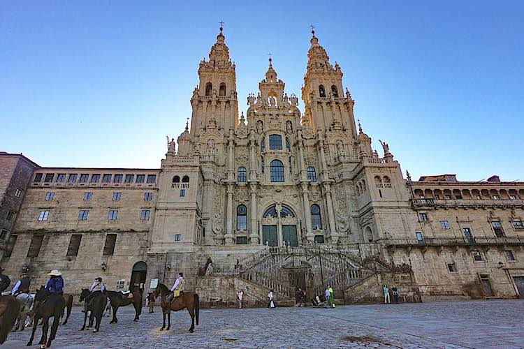 Camino de Santiago Galicia | Cathedral Santiago de Compostela | Camino Frances