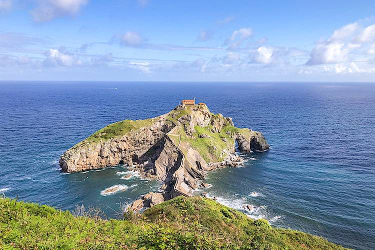 Gaztelugatxe Basque Country