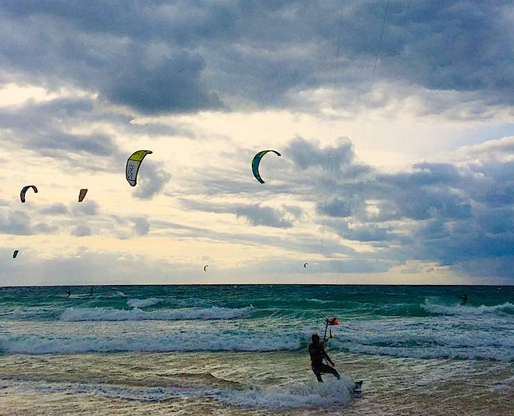 Kite Surfing Tarifa Spain
