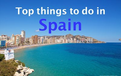 37 Unique and Fun Things to do in Spain