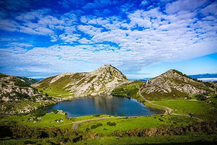 Hiking Picos de Europa Asturias Cantabria Spain