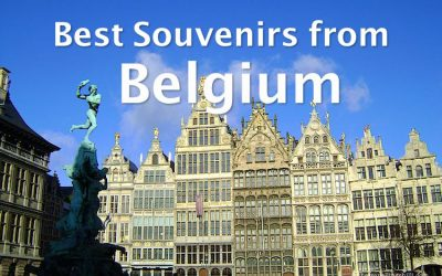 Top 10 Best Souvenirs from Belgium