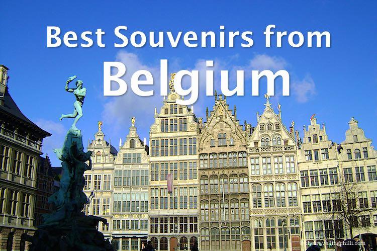 Top 10 Best Souvenirs from Belgium