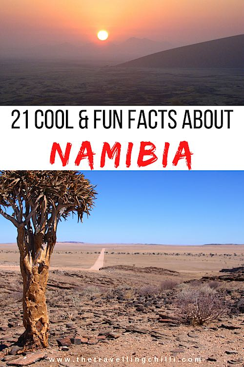 Interesting facts about Namibia | Namibia facts | #namibia #namibiafacts