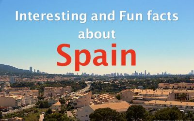 33 Unique and interesting facts about Spain