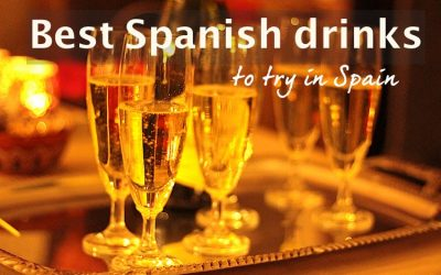 21 Best Spanish drinks to try in Spain