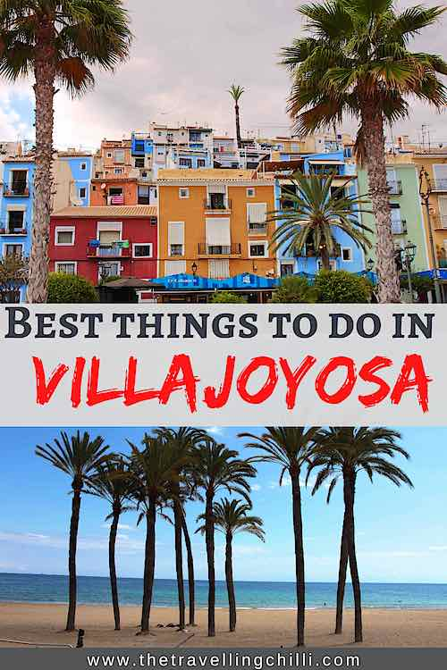 Top things to do in Villajoyosa Spain | What to see in Villajoyosa Spain | Villajoyosa Alicante