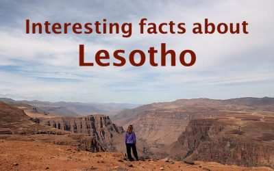 21 Interesting facts about Lesotho