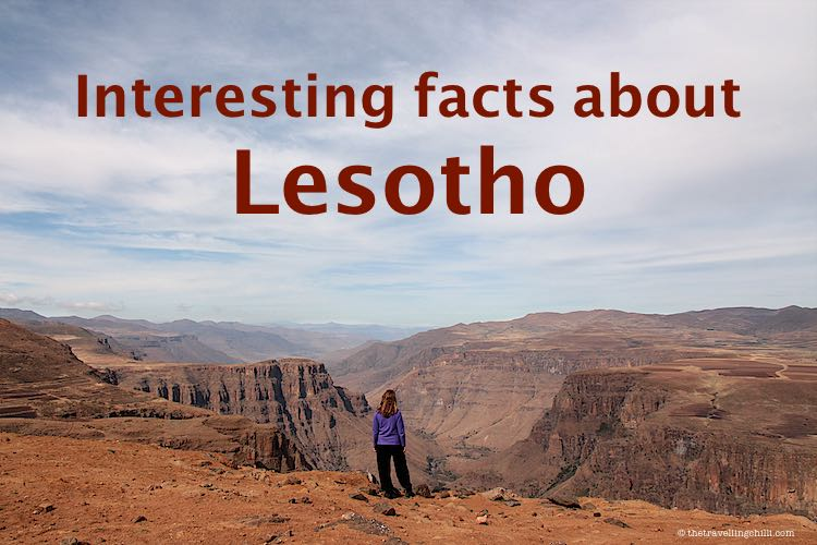 Interesting facts about Lesotho | Interesting lesotho facts